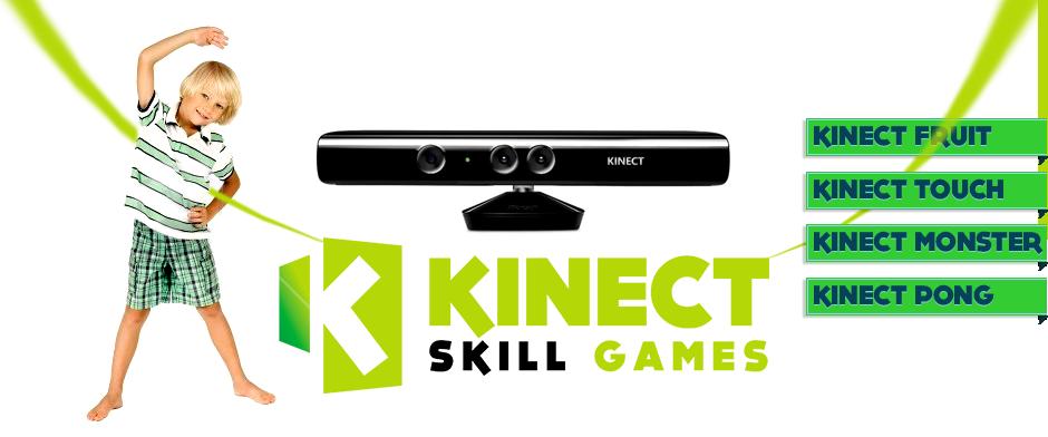 Kinect SKILL GAMES > Juegos para neurohabilitación con Kinect