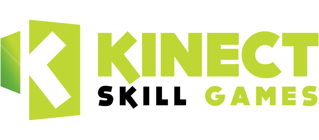LOGO OFICIAL para POST de Kinect SKILL GAMES