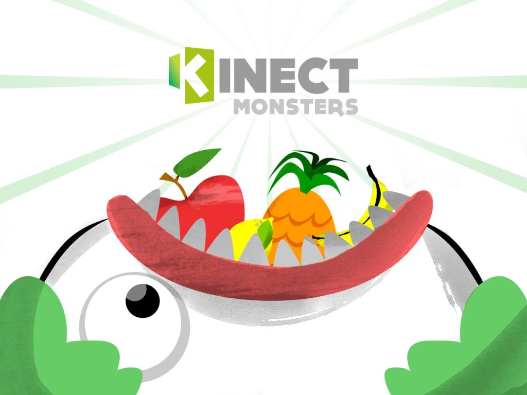 Kinect SKILL GAMES 2.0 - Kinect MONSTERS - Juegos para Neurohabilitación con Kinect de Kinect for Developers