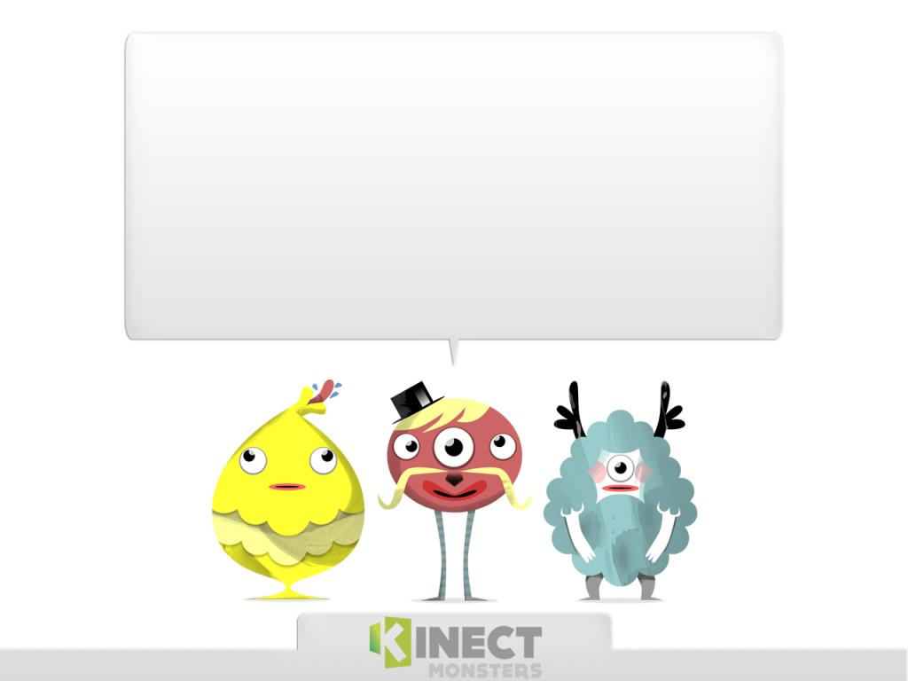 Kinect SKILL GAMES 2.0 – Kinect MONSTERS – Juegos para Neurohabilitación con Kinect de Kinect for Developers